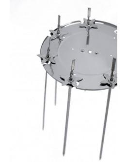 Вертикален грил Rohnson R-2530