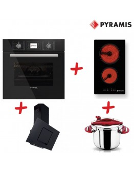 Комплект за кухня Pyramis 1012 Вариант В + ПОДАРЪК
