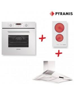 Комплект за кухня Pyramis с котлон 29HL 246 Вариант C