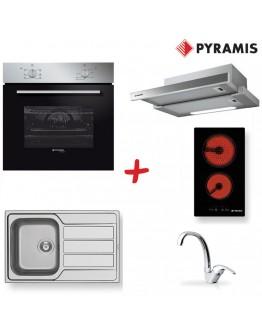 Разширен комплект за кухня Pyramis Пакет 1
