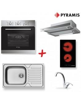 Разширен комплект за кухня Pyramis Пакет 2