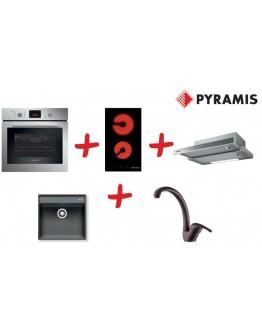 Разширен комплект за кухня Pyramis Пакет 3