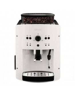 Кафеавтомат Krups Essential EA810570, 15 бара, 1450W, 1.7 л, Бял