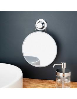 Огледало за баня TEKNO TEL TR DM 230, 21х6х28 см, Вакуум, Хром