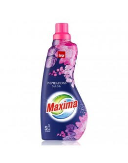 Омекотител Sano Maxima Soft Silk, Концентрат, 1 л, 50 дози