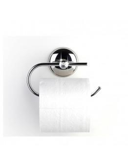 Поставка за тоалетна хартия лукс TEKNO TEL TR MG 194, 15х5х11 см, Закрепване с дюбел, Хром