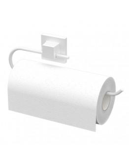 Поставка за кухненска хартия TEKNO TEL EF 240W, 27х10 см, Двойно залепване, Бял