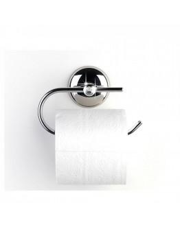 Поставка за тоалетна хартия лукс TEKNO TEL TR MG 194, Закрепване с дюбел, Хром