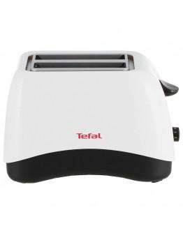 Тостер за хляб Tefal TT130130 DELFINI, 850W, 2 филийки, 7 степени, Бял