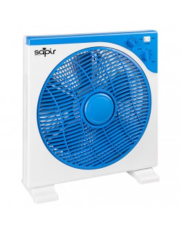 Вентилатор бокс SAPIR SP 1760 BA12, 40W, 3 степени на скоростта, Таймер 60 мин, Син