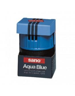 Ароматизатор за тоалетна Sano Aqua Blue, За казанче, 100 гр