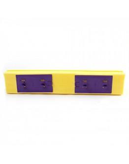 Резервна гъба за подочистачка моп SAPIR SP1120 HA1, Жълт