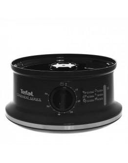 Уред за готене на пара Tefal VC140131, Таймер, 6 литра, 900W, Черен