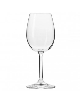 Комплект чаши за бяло вино Krosno Pure FKMA357025017010, 6 броя, 250 мл, Кристалин