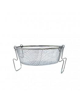 Кошница за пържене RIV 2575-15, 19.5х8.0 см, Двойни дръжки