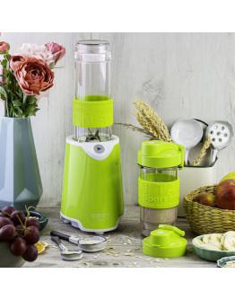 Нутри Блендер Camry CR 4069, 800W, 4 остриета от стомана, Чаша 570 мл, Чаша 400 мл, BPA Free, Зелен