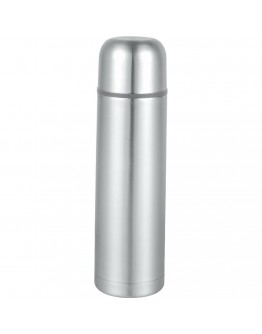 Термос SAPIR SP 2010 C, 0.5 литра, Включена чантичка, Запушалка, Стомана