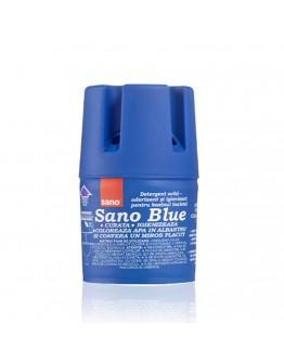 Ароматизатор за тоалетна Sano Aqua Blue, За казанче, 150 гр