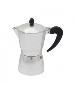 Кубинска кафеварка SAPIR SP 1173 I6, 6 чаши, Сребриста