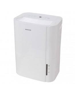 Обезвлажнител - влагоуловител Sencor SDH2020WH, 440W, 3 л, 20 л/ден, до 52m², Турбо режим, Цифров дисплей, Бял