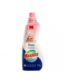 Омекотител Sano Maxima Baby, Концентрат, 1 л, 50 дози