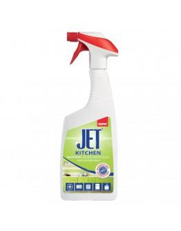 Препарат за почистване на кухня Sano Jet, Спрей-пяна, 750 мл