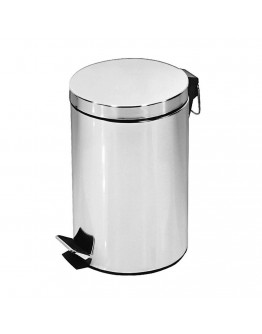 Кошче за боклук SAPIR SP 3007 I, 8 литра, Инокс