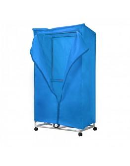 Електрически сушилник за дрехи - вертикален ZEPHYR ZP 2200 A, 1200W, Преносим, Син