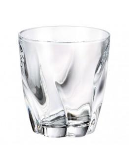Комплект чаши за уиски Bohemia Barley Twist Tumbler, 6 бр, 350 мл, Кристалит