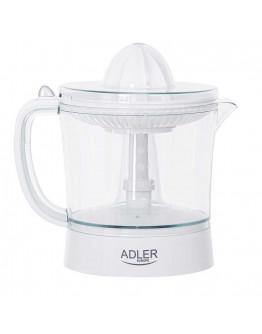 Сокоизстисквачка за цитруси Adler AD 4009, 60W, 1 литър, Бяла