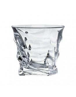 Комплект чаши за уиски Bohemia Casablanca Tumbler, 6 бр, 300 мл, Кристалит