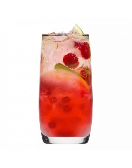 Комплект чаши за вода и безалкохолни напитки Krosno Blended 689535035025000, 6 броя, 350 мл, Кристалин