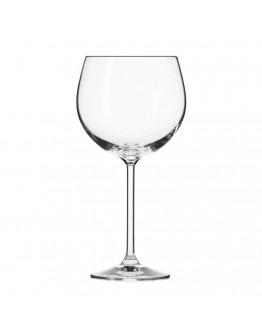 Комплект чаши за вода Krosno Venezia F575413048047000, 6 броя, 480 мл, Кристалин