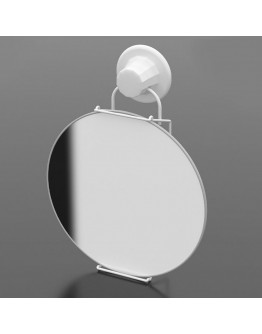 Огледало за баня TEKNO TEL TR DM 230W, 21х6х28 см, Вакуум, Бял