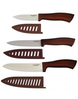 Комплект Керамични Ножове - 098-3-4-6
