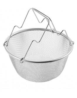 Кошница за пържене и готвене с дръжки ЕК-022-18