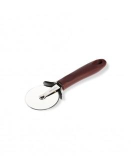 Нож за пица с гумирана удобна дръжка Елеком ЕК-КТ142-20