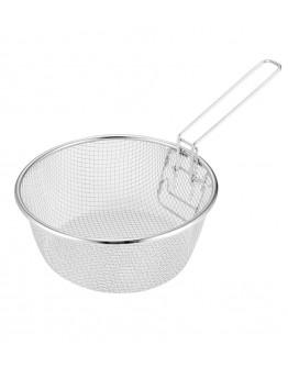 Кошница за пържене и готвене със сваляща се дръжкa ЕК-043-22