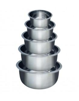 Комплект метални купи ЕК-1632-SET