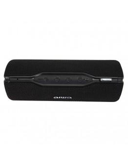 Преносим стерео високоговорител Aiwa BST-500BK, Bluetooth, True Wireless, Handsfree, IP67, 12W, Черен