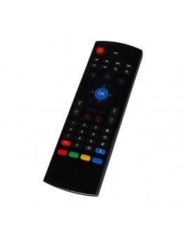 Универсално дистанционно управление с клавиатура и функция Air Mouse RC113KS