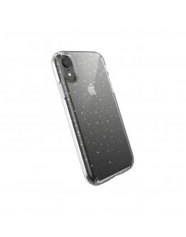 Протектор Speck Presidio iPhone XR, Clear/Gold Glitter