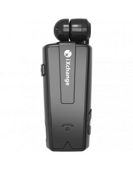 Handsfree слушалка iXchange UA-33, прибиращ се кабел