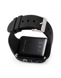 Смарт часовник Diva SM0715B, SIM, Bluetooth, MicroSD