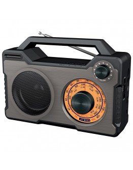 Радио с ретро дизайн Diva Retrobox Series RB-BT7500, Bluetooth