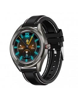 Смарт часовник Diva SM1120R, IPS дисплей, Сърдечен ритъм, Спортни режими, IP68