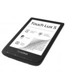 eBook четец PocketBook Touch Lux 5, SMARTlight, E Ink Carta, Ink Black