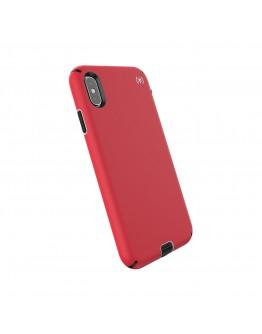 Протектор Speck Presidio Sport iPhone XS Max, Червен/Черен