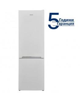 Хладилник с фризер Heinner HC-V268F+