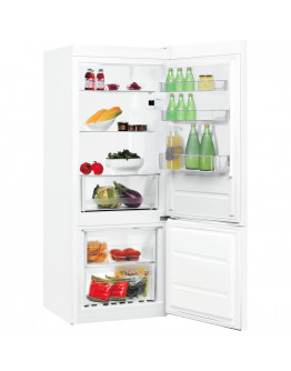 Хладилник с фризер Indesit LI6S1EW